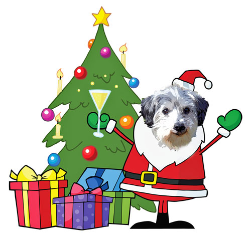 Bingo\'s-2014-Christmas-card